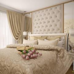 Спальня: Спальни в . Автор – Елена Марченко (Киев)