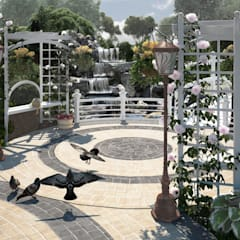 La petite Provence: Сады в . Автор – Мастерская ландшафта Дмитрия Бородавкина