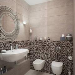 Classic style bathroom by Виталия Бабаева и Дарья Дикая Classic
