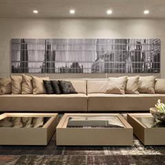 moderne Woonkamer door Lider Interiores
