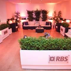 RBS Charity Gala Dinner 2011:  Event venues by Aralia