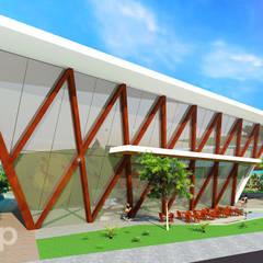 Schools by Estúdio Criativo Arquitetura e Interiores