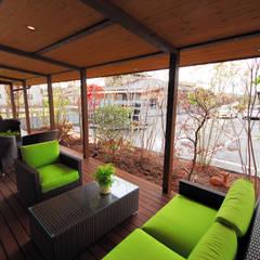 Nhà hàng by 一級建築士事務所  馬場建築設計事務所