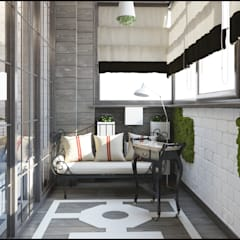 Лофт:  Terrace by Interiorbox