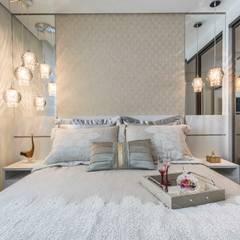 اتاق خواب توسطSilvana Borzi Design, مدرن