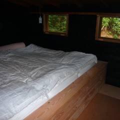 Boomhutten - Treehouses: landelijke Slaapkamer door TENSO