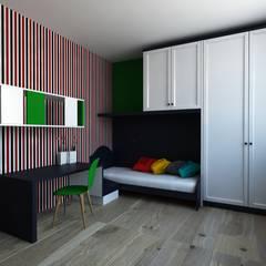 Nursery/kid's room by INdesign, Modern
