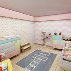 Murat Aksel Architecture – Housing:  tarz Çocuk Odası