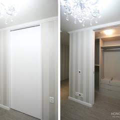 클래식한 느낌의 61py 인테리어 클래식스타일 드레싱 룸 by 홍예디자인 클래식