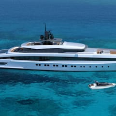 Oceansport 75m:  Jachten & jets door Omega Architects