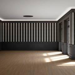 Classic Dark:  Wohnzimmer von makasa