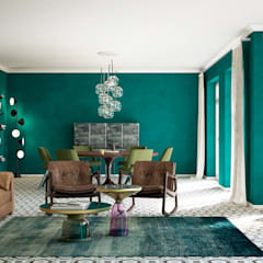 Wunderbar Wohnwelt Vintage: Skandinavische Wohnzimmer Von Makasa