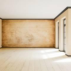Vintage Retro:  Wohnzimmer von makasa