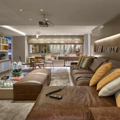 Living room by Lider Interiores