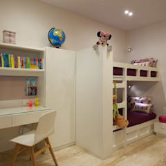 AS Apartment : modern Nursery/kid's room by Atelier Design N Domain