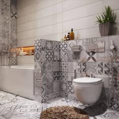 حمام تنفيذ Polygon arch&des