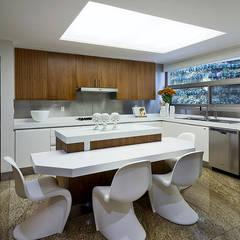 Phòng ăn theo Olivia Aldrete Haas, Hiện đại