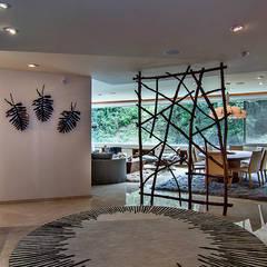 Phòng khách theo Olivia Aldrete Haas, Hiện đại