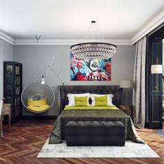 Dormitorios infantiles de estilo  de Хороший план