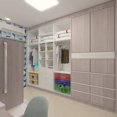 Kinderkamer door Karoline Gesser Leal Interiores
