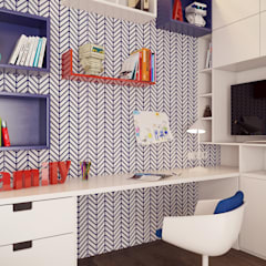 Nursery/kid's room by Art-i-Chok,