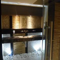 baño: Baños de estilo  por bello diseño interior