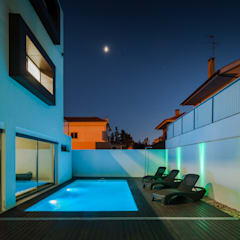 Pool by JPS Atelier - Arquitectura, Design e Engenharia, Modern