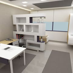 ARCHES DESIGN – Medicine Hospital konsept tasarımı ve uygulama danışmanlığı:  tarz Hastaneler