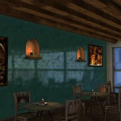 FOX IDEA – CAFE INDUSTRIAL:  tarz Duvarlar