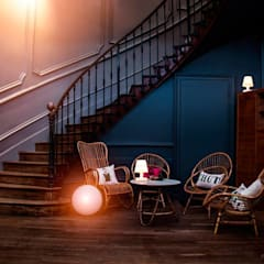 Le Hall de la Rosière d'Artois à Nantes, redécoré façon Collector Chic: Lieux d'événements de style  par Collector Chic