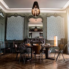 La Salle à manger de la Rosière d'Artois à Nantes, redécoré façon Collector Chic: Lieux d'événements de style  par Collector Chic