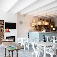 Restoran by Xavier Martin Spaces & Sensations
