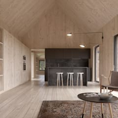 Kitchen by INT2architecture, Scandinavian Plywood