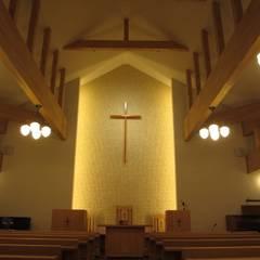 大塚平安教会: ジョイ建築設計事務所が手掛けたイベント会場です。,