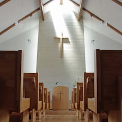 知多教会: ジョイ建築設計事務所が手掛けたイベント会場です。