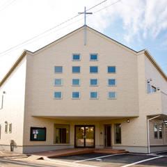 土山教会: ジョイ建築設計事務所が手掛けたイベント会場です。,