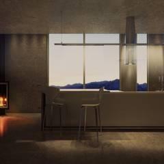 pixelgrafica Minimalist kitchen