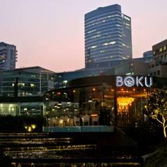 Boku Asian Cuisine Santa Fé: Restaurantes de estilo  por ETHERE