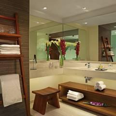 Secrets the vine. Cancún: Vestidores y closets de estilo  por Marbol industria Mueblera,