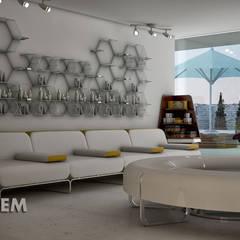 โรงพยาบาล by Hakan Özerdem - Mimari Proje Görselleştirme ve 3D Tasarım