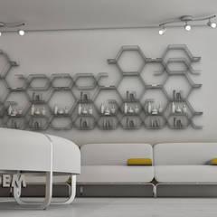 مستشفيات تنفيذ Hakan Özerdem - Mimari Proje Görselleştirme ve 3D Tasarım