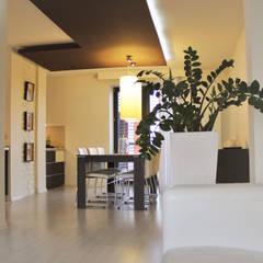 اتاق نشیمن by Architekt Adam Wawoczny