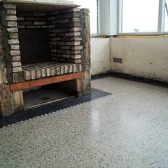 Terrazzo:  Keuken door Terrazzo en vloerenbedrijf Traas, Klassiek