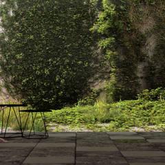 IVY Landscaping : Jardines de estilo  por ArqRender
