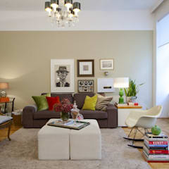 Salas de estilo  por Christian Hantschel Interior Design