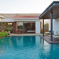 AA Villa:  Pool by Atelier Design N Domain
