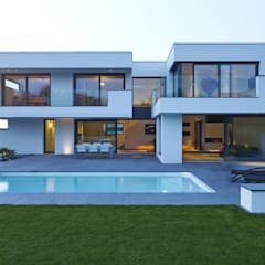 modern Pool by LEE+MIR