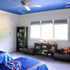 Dormitorios infantiles de estilo  por Aegam