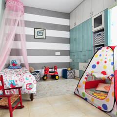 Apartment Remodel:  Nursery/kid's room by Aegam