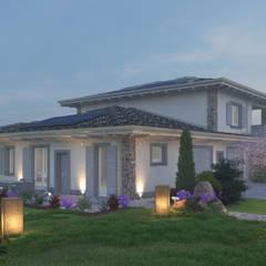 Houses by Avogadri simone archi3d
